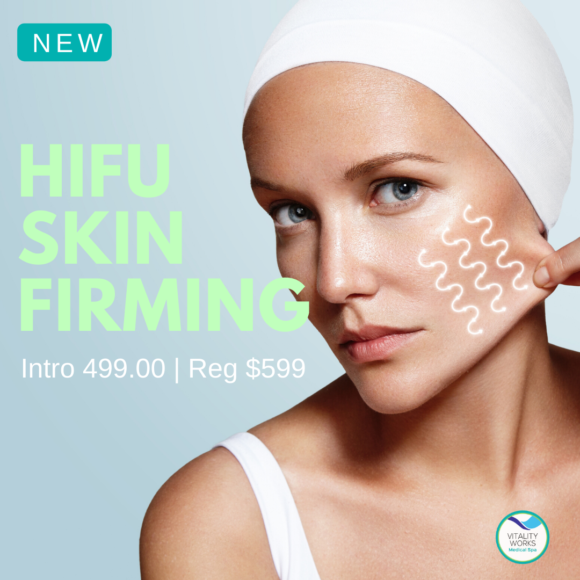 HIFU Skin Firming