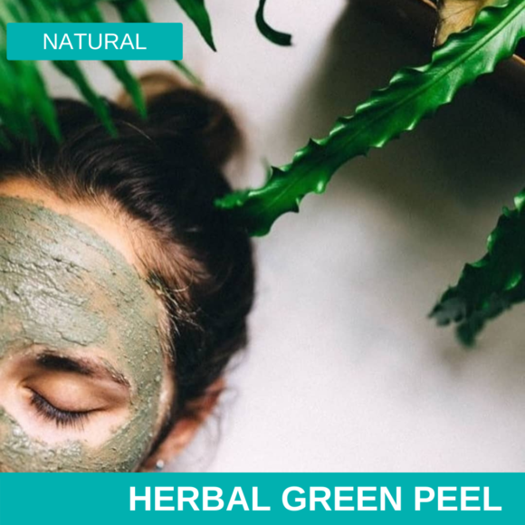 GREEN HERBAL PEEL